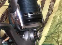 ماكينة صيد سمك شيمانو التجيرا 14000