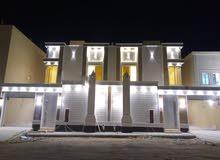 للبيع فيلا دوبليكس مساحة  255متر حي طويق علي طريق نجم الدين الايوبي