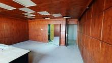 للايجار مكتب بالعاصمة شرق - مساحة 133م