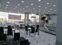 مطعم ورقات التوت للمشويات للتقبيل او الايجار فرصه مميزه معروض السوم علي 45000 ال