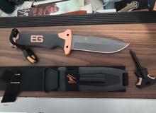 Bear Grylls Knife kit