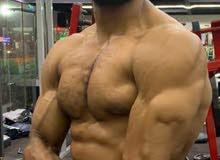 مدرب لياقة بدنيه وملاكمه