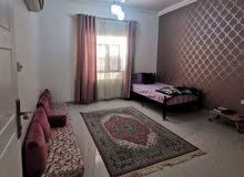 غرف للايجار للموظفات والطالبات في الخوض السادسه