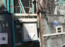 Construction Hoist with 2 Ton capacity in good condition available for sale