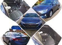 عقد سنوي للسيارات الانترا