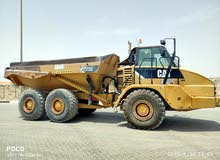 CATERPILLAR ARTICULATED DUMP TRUCK 725 (MODEL 2009) FOR SALE