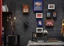لوحات جداريه موديل DIY مجموعة مكونة من ( 10 قطع )