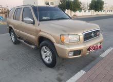 نيسان باثفايندر 2004 خليجي 3.5 V6  Nissan Pathfinder  GCC  e