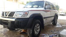 1999 Used Patrol with Manual transmission is available for sale