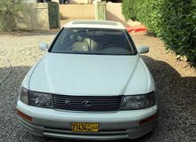 Used condition Lexus IS 1995 with 0 km mileage