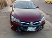 Maroon Toyota Camry 2017 for sale