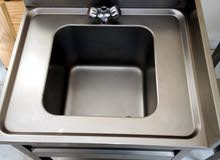 Restaurant Use- Stainless Steel Bowl Sink