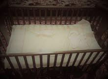 سرير طفل جديد من سنتر بوينت حتى عمر 6 سنوات