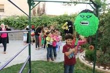 بنياتا لحفلات الاطفال وأعياد الميلاد