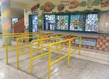 مطلوب مقصف للايجار في مدارس بنات في جنوب جده