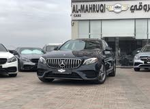 Used condition Mercedes Benz E 300 2017 with 1 - 9,999 km mileage