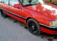 Red Opel Omega 1990 for sale
