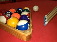 8.ft conventional Billiard Table for sale