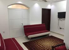 Fully furnished flat in Almawaleh
