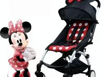 Minnie Mouse Baby Stroller