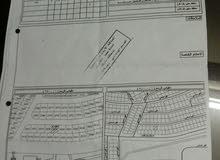 ارض للبيع خلف اسكان ماركا قرب قرية خالد