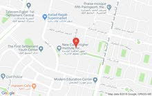 شقة ادارية لعمل وترخيص نشاط تجاري بموقع تجاري وسكني ممتاز بالقرب من اولاد رجب
