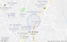 الزرقاء  شارع أمية مقابل مستشفى الامير هاشم العسكري بجانب مدرسة الأميرة رحمة الث