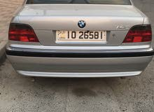 BMW 730 2001 For sale - Grey color