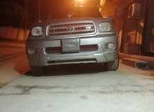 +200,000 km mileage Toyota Sequoia for sale