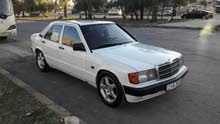Automatic White Mercedes Benz 1983 for sale