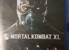 mortal combat xl للبيع او للبدل