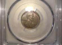 عملة أميركية معدنية قليلة التواجد تاريخ سنة 1931