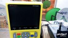 جهاز تعديل ساتلايت HD وكاميرات مراقبة satellite finder v8