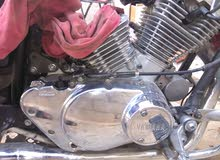 Yamaha motorbike for sale made in 2009