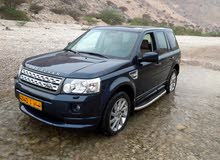 Land Rover Freelander car is available for sale, the car is in Used condition