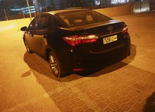 Corolla 2.0 full option 2015 Oman agency (bahwan)