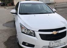 Chevrolet Cruze 2012 For sale - White color