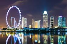 تأشيرة سنغافورة