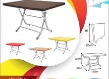 طاولة مستطيله ديوان / طاولات سفره / من المصنع مباشر