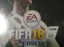 للبيع FIFA18 عربي
