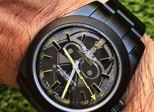 للبيع ساعات رجاليه ماركات عالمية درجة اولي طبق الأصلAAA