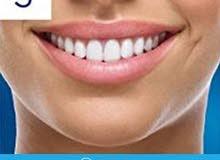 شرائح تبييض الأسنان الأصليه من كريست