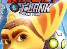 لعبة بلايستيشن 4 PS4 game ,راتشيت اند كلانك ، ratchet and clank للبيع او للبدل عربيه