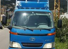 تويوتا قلاب شركة 2005م أجنبي.