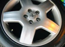 lexus najma 18 inche original rim with tires