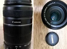 Ef 55-250mm Canon Lens