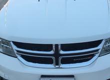 Dodge Journey 2017 For sale - White color