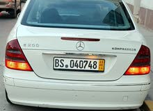 مرسيديس الباشا E200