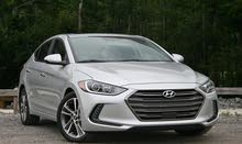 2017 Hyundai for rent
