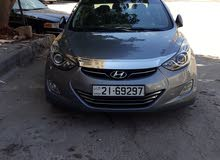 Silver Hyundai Avante 2011 for sale